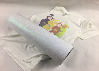 China Garment / Textile Printable Vinyl HTV Non Fading Good Washing Resistance supplier