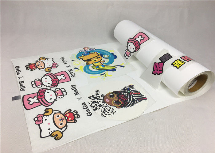 It is an image of Printable Inkjet Vinyl with self adhesive