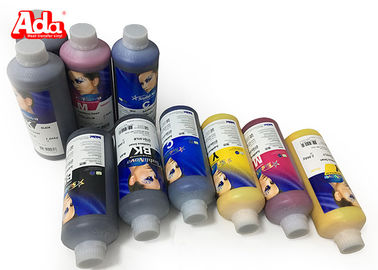 Inktec Light Black Sublimation Ink Good Light Fastness For ADL-1200 Printer