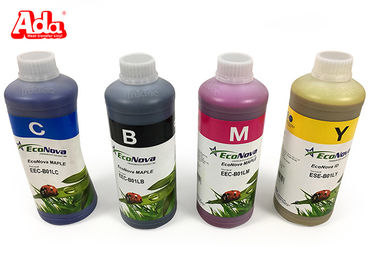 100ml / 1000ml Korea Inktec Dye Sub Ink High Transfer Rate For Roland Mimaki Printer